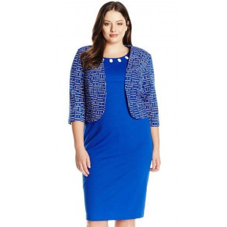 Mumsandmore.com.ng : Buy Plus-Size Geo Pattern Special ...